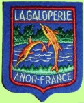 <b>Écusson Galoperie ANOR-FRANCE</b> <br /> Écusson Galoperie ANOR-FRANCE